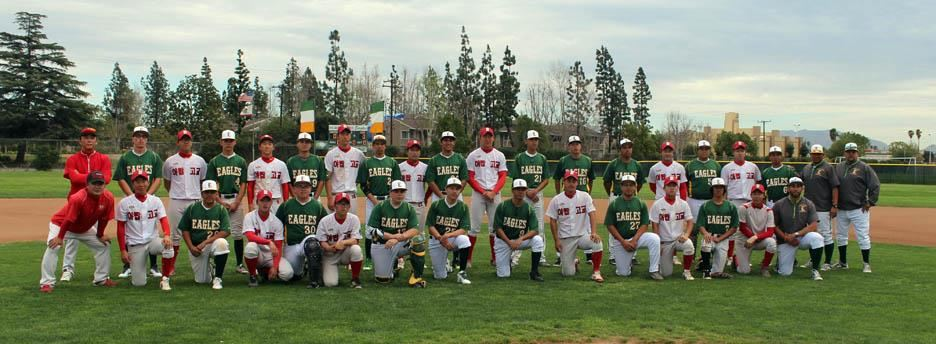 EHS and South Korean baseball players