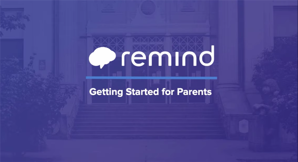 Getting Started for Parents