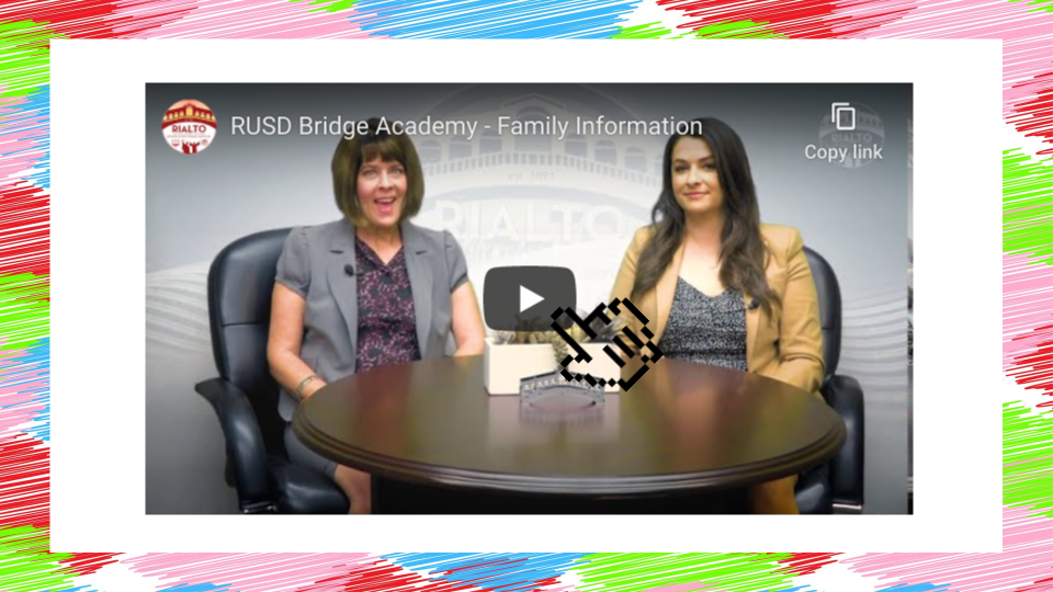 Bridge Academy Family Information