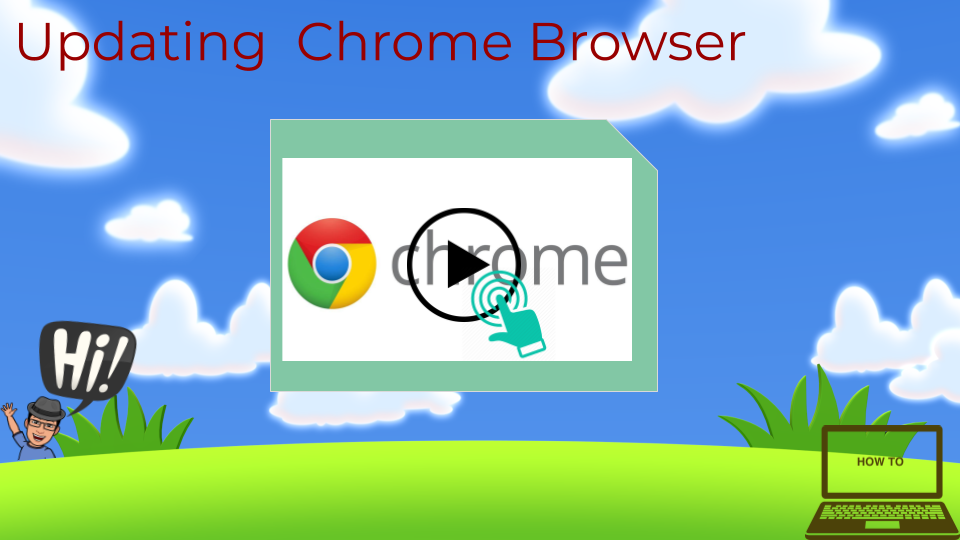 Google Chrome Browser Update PDF