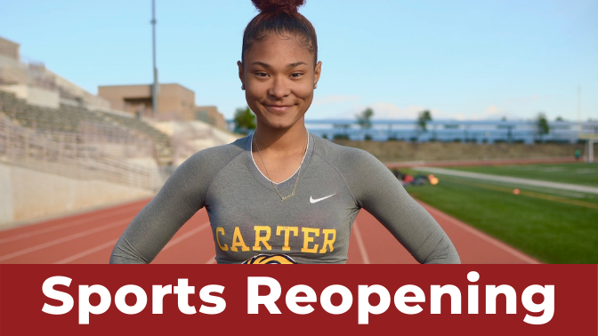 Sports Reopening