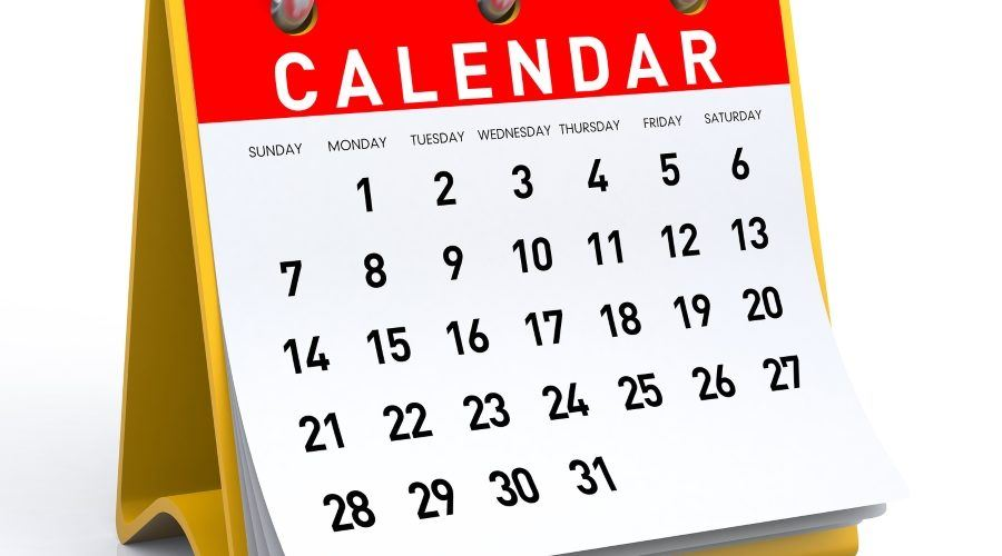 January Parent Calendar