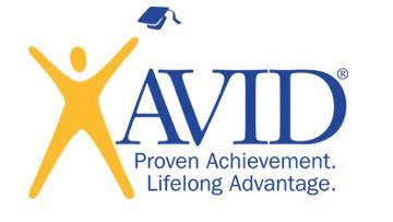AVID Proven Achievement Lifelong Advantage