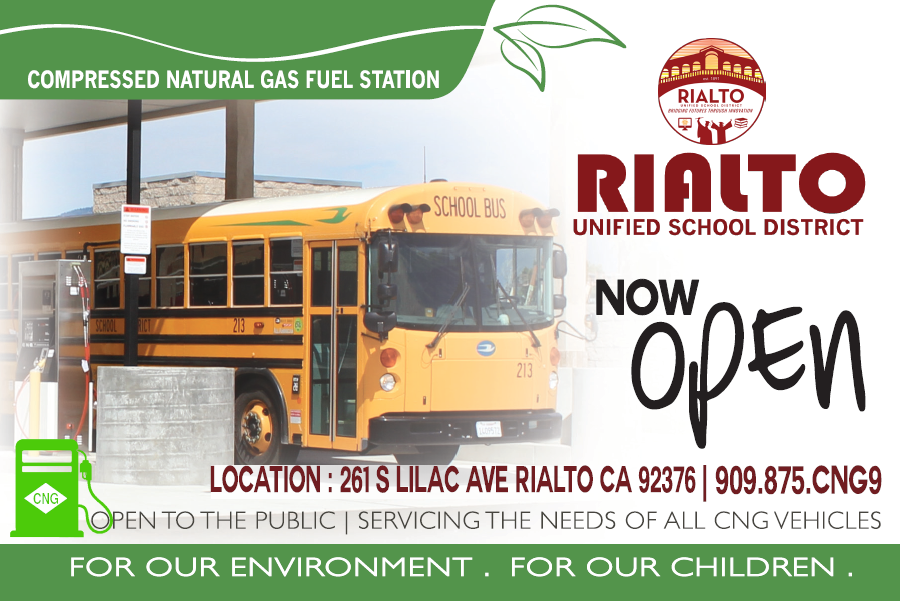 RUSD CNG Station