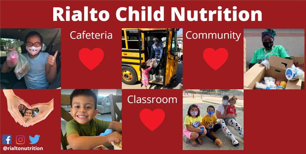 Rialto Child Nutrition