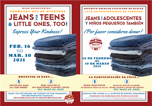Jeans for Teens & Little Ones, Too!